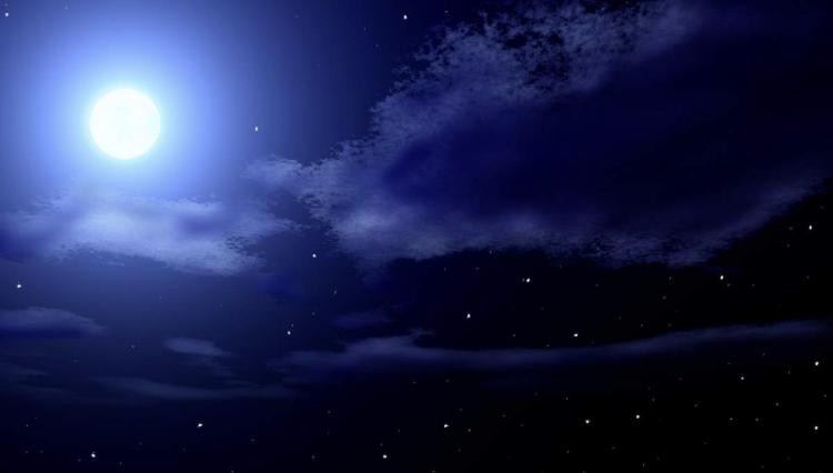 5月7日蟹座の満月
